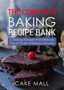 Recipe Booklet 21 Baked Dishes -Ebook
